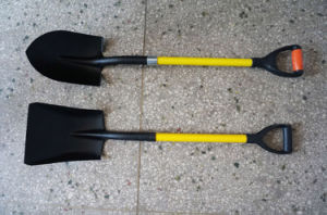 All Kinds of Fiberglass Handle Shovel pictures & photos