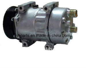 Auto Air Conditioner Compressor (7H15) for Cherokee-Jeep pictures & photos