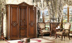 4 Sliding Door Wardrobe (XY-3021)