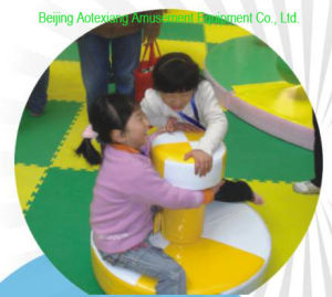 Children′s Indoor Playground Equipment-Mini Turntable (JW-1108)