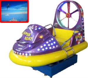 "Coin-Operated Kiddie Ride ""Super Boat′′ Kiddie Ride pictures & photos"
