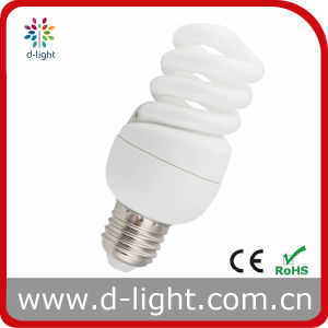 15W Spiral Power Saving Lamp/ESL/CFL