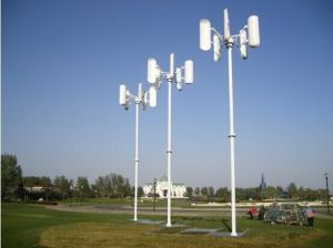 10kw Vertical Axis Wind Turbine/Wind Generator pictures & photos