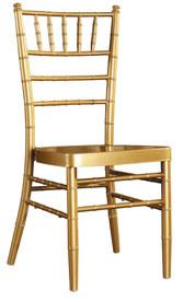 Aluminum Wedding Tiffany Chiavari Chair (A610B)