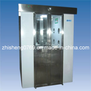 Auto-Sliding-Door Air Shower Room