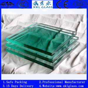 High Quality Bullet-Proof Laminated/Sandwich Glass (XKL)