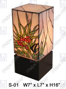 Stained Glass Decoration (S-01)