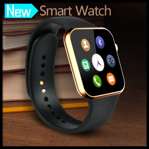 A9 Smart Mobile Cell Phone Watch with Self -Timer pictures & photos
