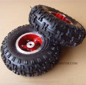 4*10/3.50-4 10 Inch Mini ATV Quad Tyre Rim Set off Road pictures & photos