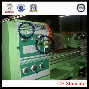CS6266cx2000 Universal Lathe Machine, Gap Bed Horizontal Turning Machine pictures & photos