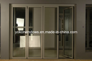 Aluminum Bi-Fold Door 45V