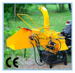 Pto Driven Wood Chipper, CE Approved pictures & photos