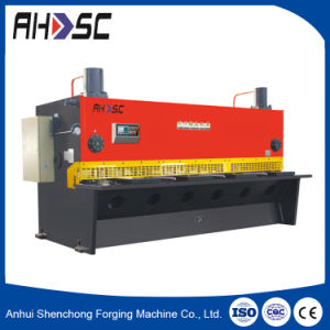 QC11y-4X2500mm Stainless Steel CNC Guillotine Shearing Machine pictures & photos