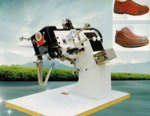 Outsole Stitching Sewing Machine for Upper and Sole pictures & photos