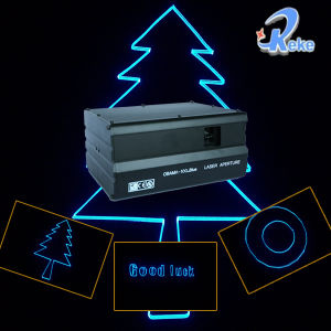 Blue Animation Laser Show (Reke-1000B)