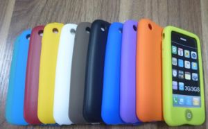 Silicone Phone Cases (SV-1)