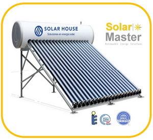 High Efficiency Non-Pressure Solar Heater