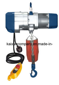Electric Chain Hoists for Lifting pictures & photos