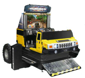 big hammer 42 inch video game machine china game machine