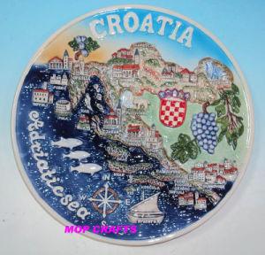 Croatia Tourist of Ceramic Plaque pictures & photos