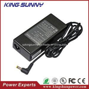 Automatic 65-90W Universal Laptop Adapter with 3 Pins Travelling Charger for HP /Compaq 19V 4.9A 5.5*2.5