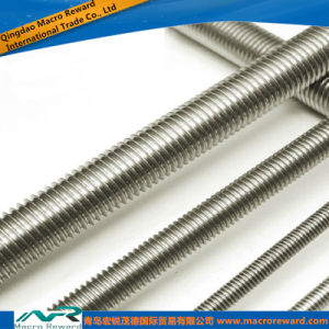 ASTM Stainless Steel Threaded Rod/Bar pictures & photos