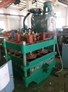 High Quality Rubber Floor Tile Vulcanizing Press Machine pictures & photos