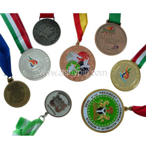Custom Made Sports Medals Round Shape Medal pictures & photos