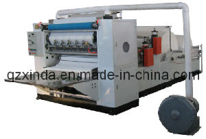 Automatic Box-Drawing Face Tissue Paper Machine CIL-FT-20A-6 Lines pictures & photos