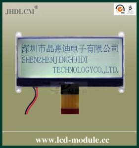 Gray FSTN Graphic Cog LCD Module (JHD19264-G03BSW-G)