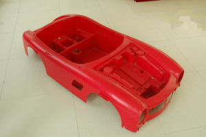 Plastic Injection Mould for Toy Car Part