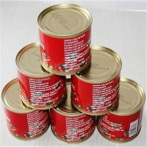 Hot Sell Halal Certified Canned Tomato Paste