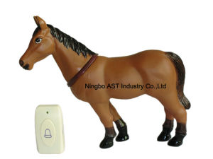 Horse Digital Wireless Doorbell, Digital Doorbell, Door Bell pictures & photos