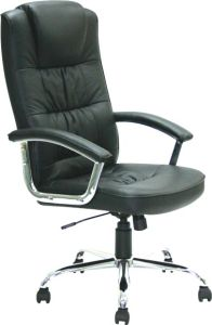 Modern Real Leather Office Chair (Z0045) pictures & photos