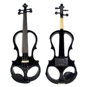 Cheap Factory Price All Solid Body Colour Electric Violin pictures & photos