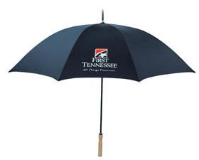 27 Inch Promotion Auto Open Golf Umbrella