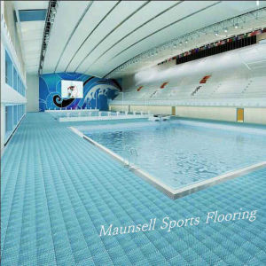 Maunsell Top Quality with Cheap Price of Sports PP Interlocking Flooing Tile pictures & photos