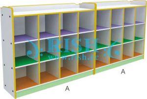 Furniture Modern Corner Shelf in School (RS139)