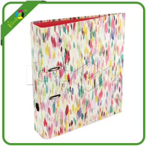 New A4 Cardboard Metal Ring Binder 3 Ring pictures & photos