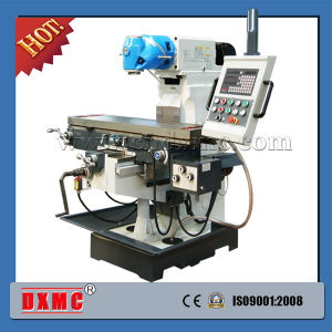 China Precision Machine Parts Xq6232A Universal Milling Machine