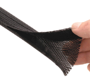 Nylon Hot Sale Magic Tape Cable Sleeve in Different Length pictures & photos