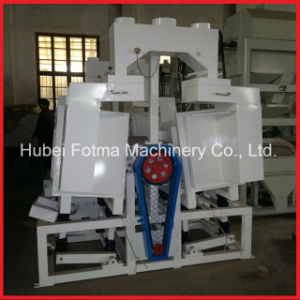 Auto Gravity Rice Separate Machine, Double Body Paddy Separator pictures & photos