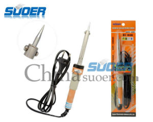 Suoer Factory Price 220V 40W Electric External Heating Solder Iron (SE-840) pictures & photos