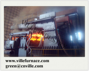 10t Spout Electric Arc Furnace pictures & photos