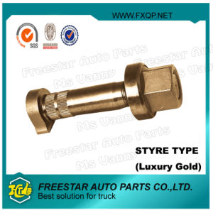 High Strength Styre Wheel Hub Bolt and Nut