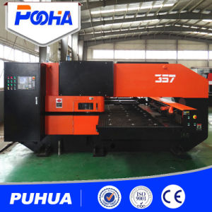 Mechanical Drive CNC Punching Machine for Aluminum Plate pictures & photos