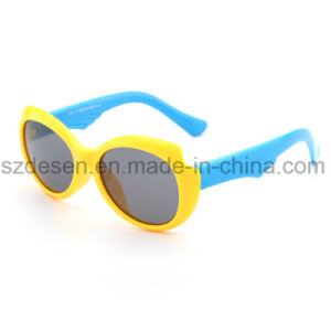 High Quality Fashionable Cartoon UV400 Sunglasses for Boy or Girl pictures & photos