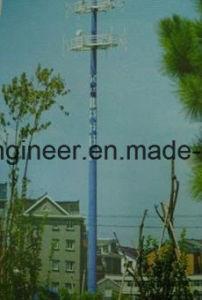 Galvanization Steel Telecom Gms Monopole pictures & photos