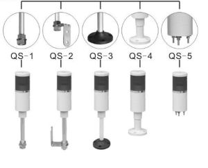 Industrial Five Colors LED Multilayer Tower Signal Light (LTA505) pictures & photos
