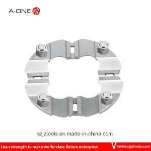Erowa Stainless Steel Power Centering Plate for CNC Lathe pictures & photos